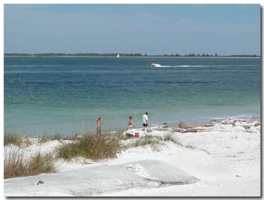 Fort Desoto Park as seen from Egmont Key.jpg